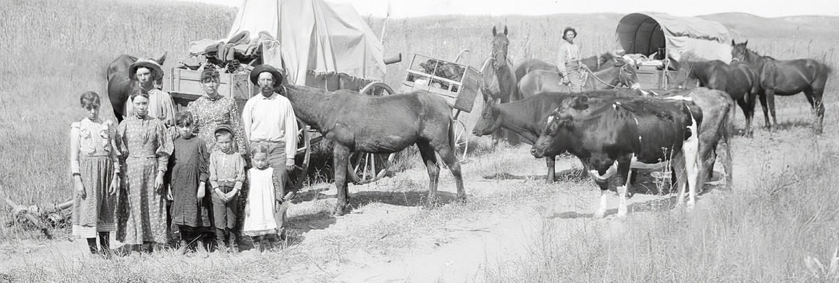 The Hidden Legacy of the Homestead Act