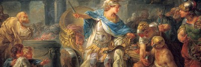 How Alexander Became Great: From Child of Zeus to God of Egypt