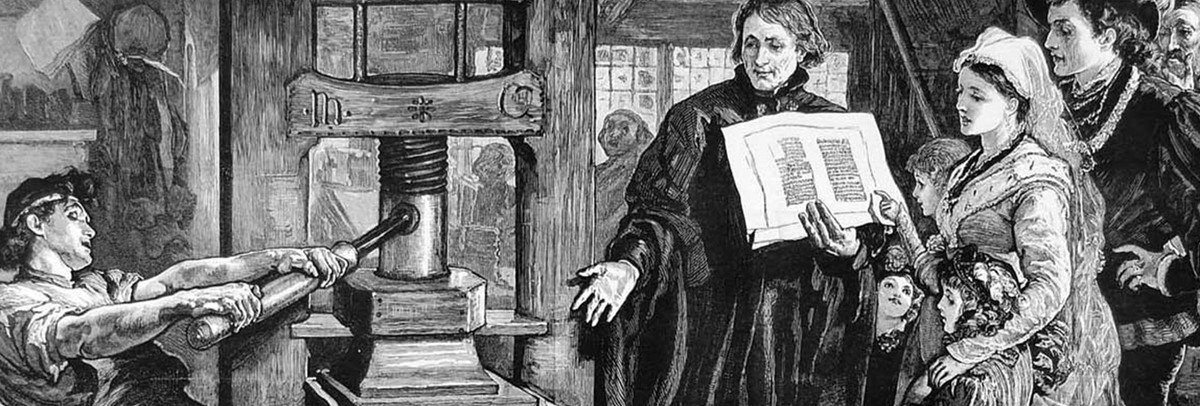 From Chinese Origins to Gutenberg's Bible: How the Invention of the Printing Press Changed the World