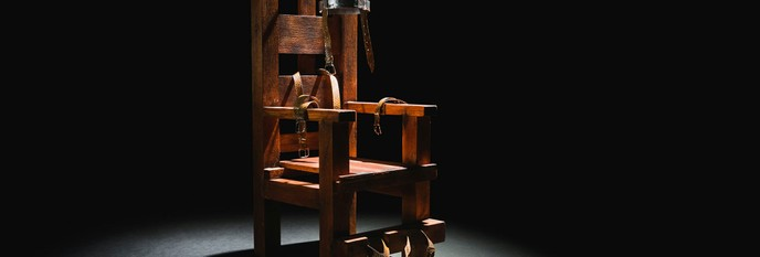 """A War of Currents"": The Real Story of Thomas Edison and the Invention of the Electric Chair"
