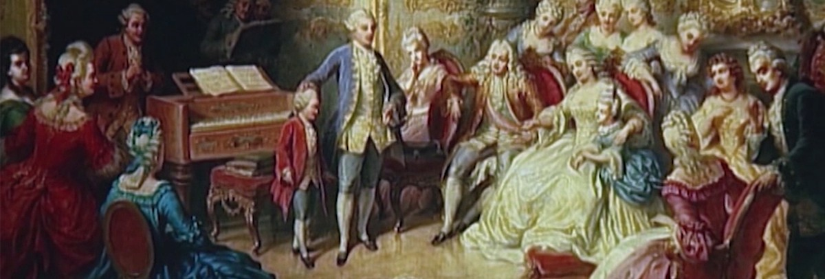 Mozart and The Musical Flowering of the Age of Enlightenment
