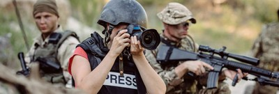 War Correspondents: Risking It All for the Story