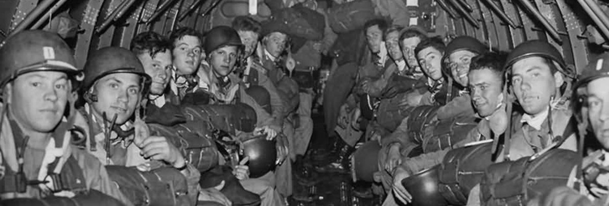 Bravery from Above:  The Paratroopers of D-Day