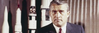 The Space Race's Indispensable Man: Wernher von Braun
