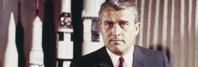 The Space Race's Indispensable Man: Wernher von Braun