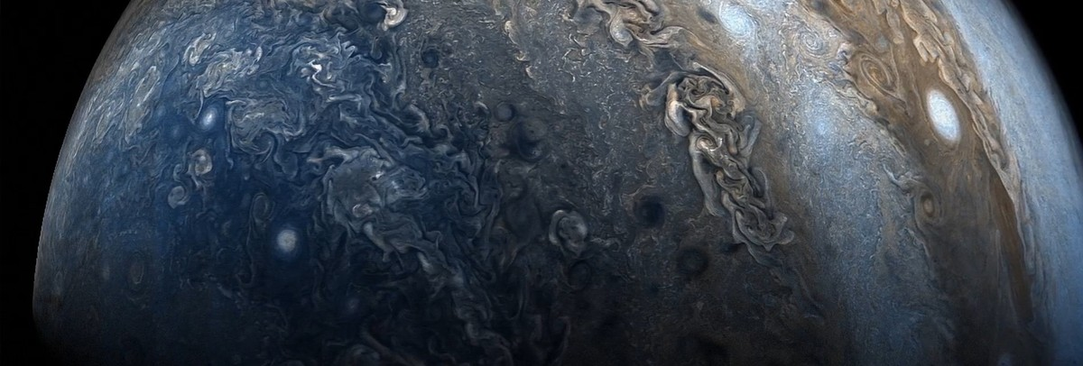 Jupiter's Stormy Weather: Juno Reveals More Than the Eye Can See