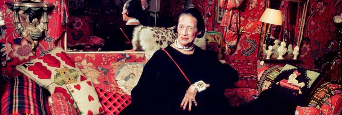 Diana Vreeland: Iconic Prophet of High Fashion