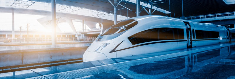 From Hyperloops to Maglev: Green Energy and Speed Shape the Future of Trains