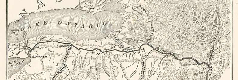 The First Way West – How the Erie Canal Formed the New American Nation