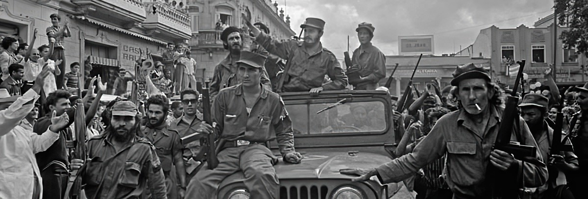 Between the Haves and Have-Nots: The Radicalization of Young Fidel Castro