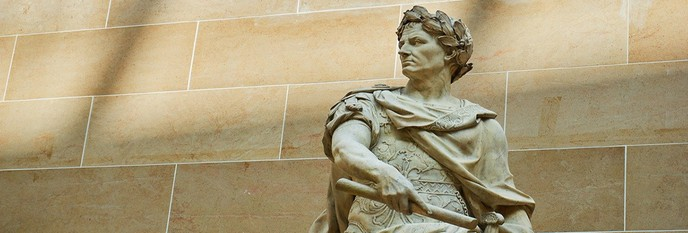Crossing the Rubicon: Brutal Role Models Influenced Julius Caesar's Rise to Power