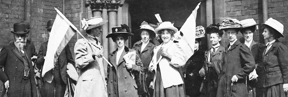 Women's Suffrage and 3 Activists Who Shaped Women's Rights around the Globe
