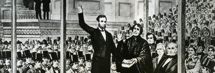 Lincoln's Epic Rail Journey to His First Inauguration