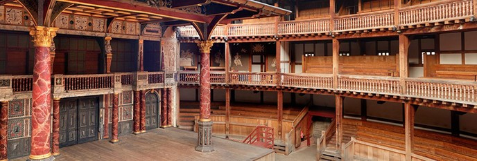 Shakespeare's Globe: An Elizabethan Theater Brings Thrills to Modern Audiences