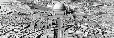 Nazi Architecture: Hitler's Grandiose Plans for Imperial Berlin