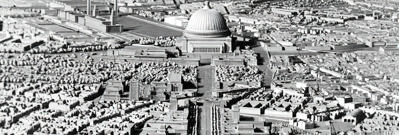 Nazi Architecture: Hitler's Grandiose Plans for Imperial Berlin
