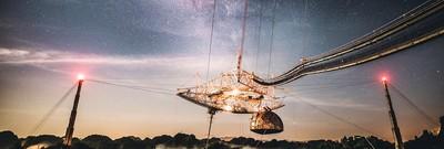 Crash, Fail, Delay: Serious Issues Plague the Arecibo, Hubble, and Webb Telescopes