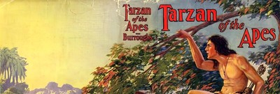 Edgar Rice Burroughs: Inventing Tarzan and the Action Hero Business