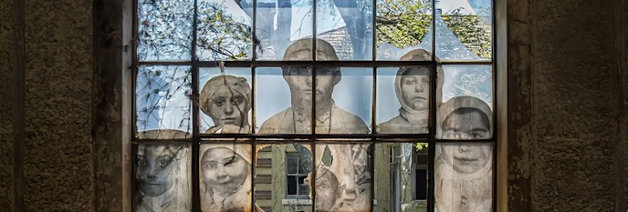 Ghosts of the American Dream: Inside Ellis Island's Abandoned Immigrant Hospitals