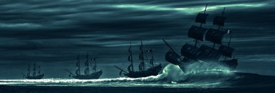 Tell No Tales: Real Adventures in the Golden Age of Piracy