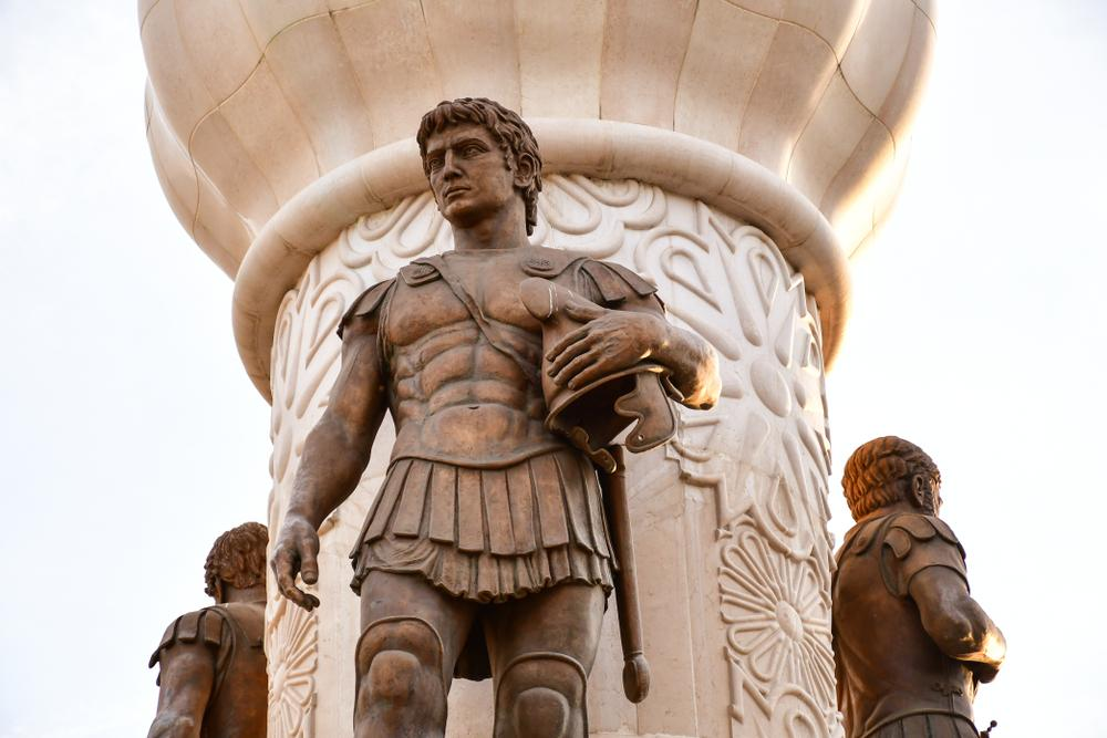 How Alexander Became Great: From Child of Zeus to God of Egypt ...