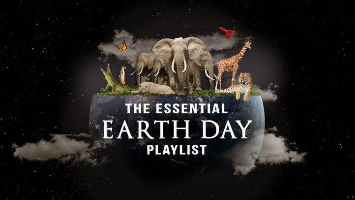 The Essential Earth Day Playlist
