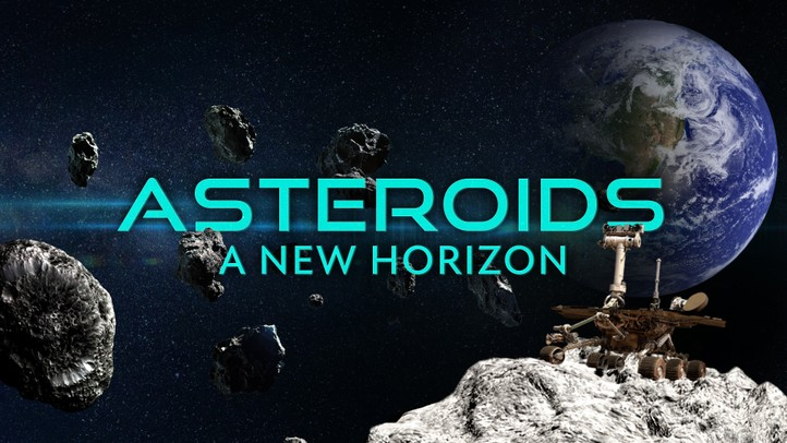 Asteroids: A New Horizon