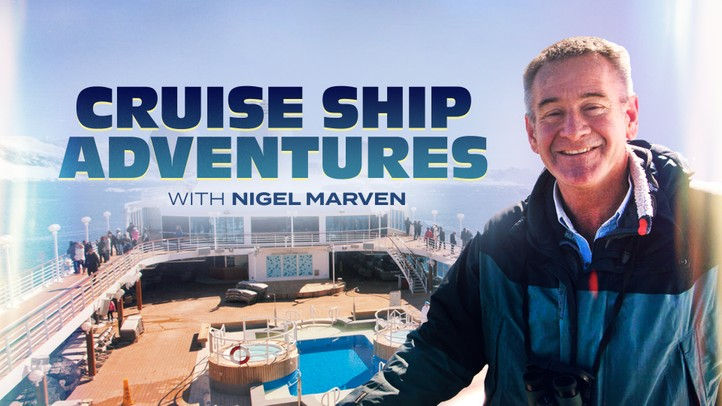 Cruise Ship Adventures with Nigel Marven