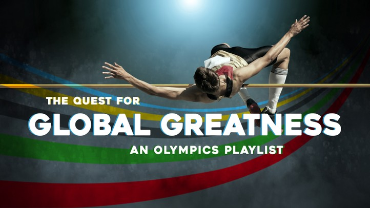 The Quest for Global Greatness: An Olympics Playlist