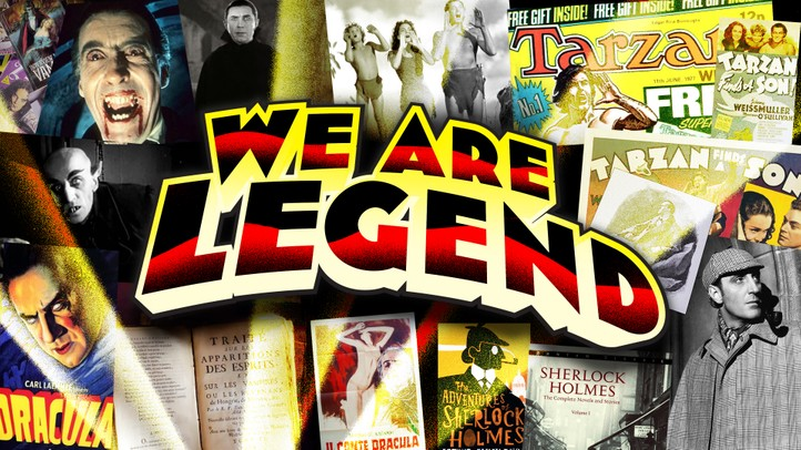 We Are Legend 4K