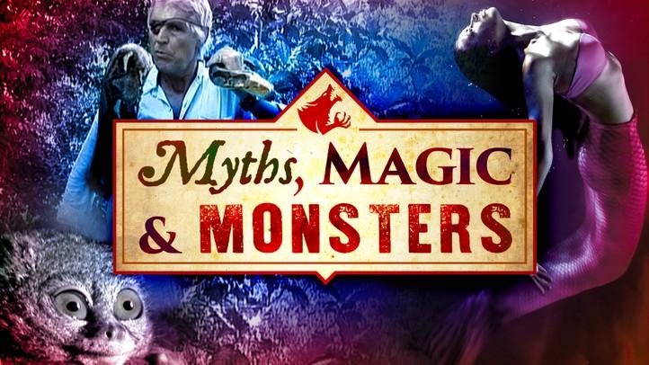 Myths, Magic & Monsters