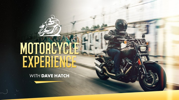 Motorcycle Experience with Dave Hatch
