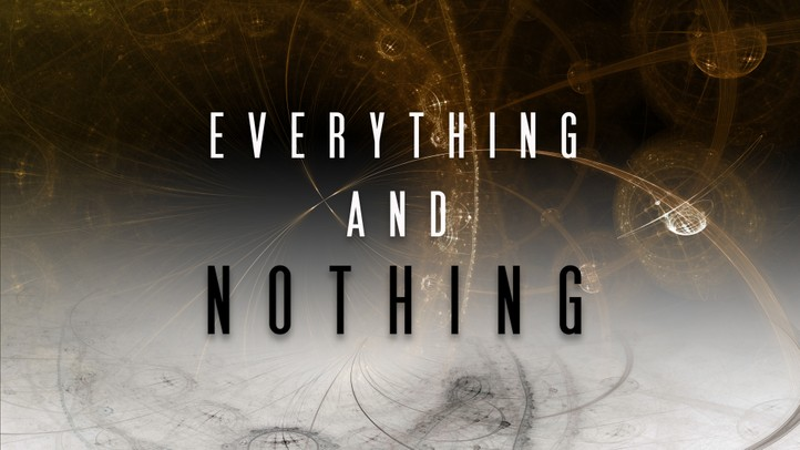 Everything and Nothing: The Science of Empty Space