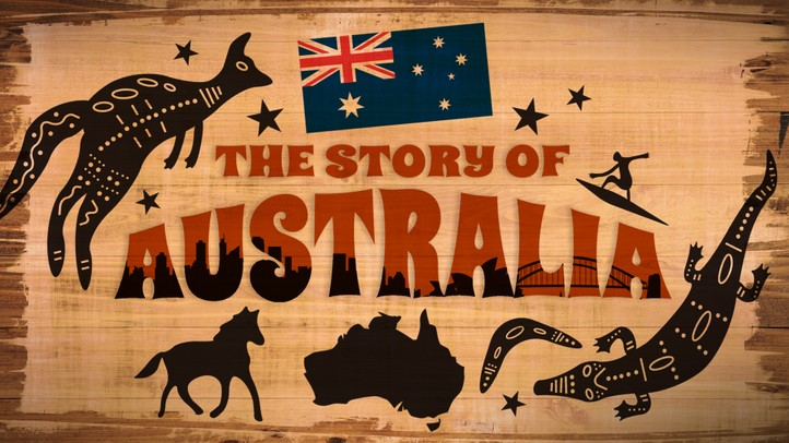 The Story of Australia
