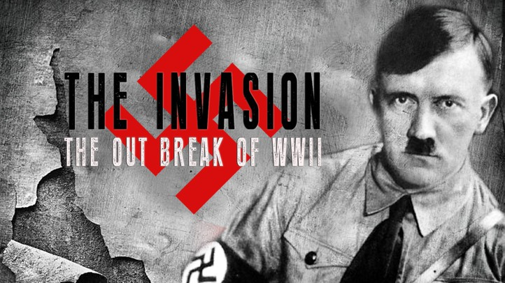 The Invasion: the Outbreak of WW2
