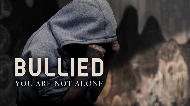 Bullied: You Are Not Alone
