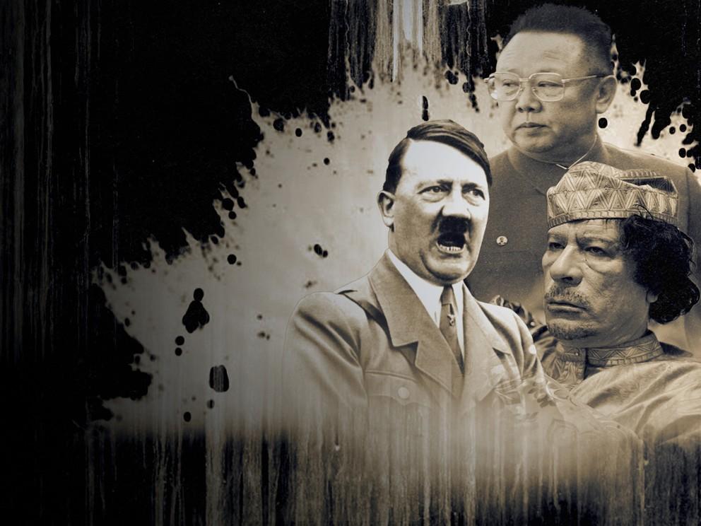 Evolution of Evil