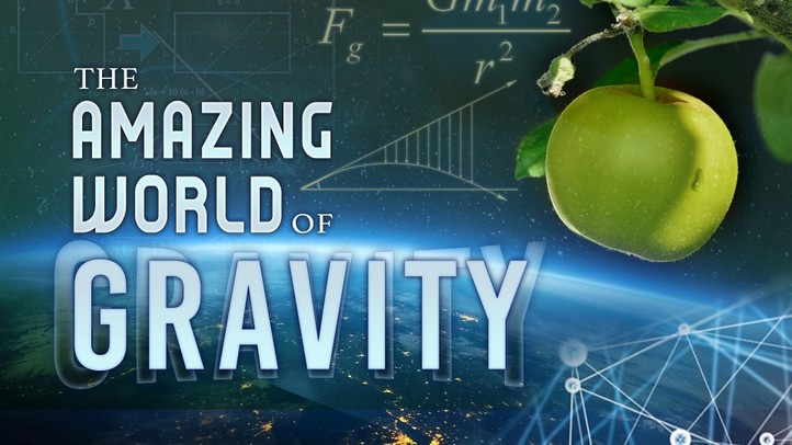 The Amazing World of Gravity 4k