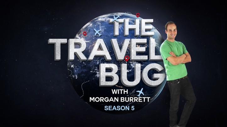 The Travel Bug with Morgan Burrett