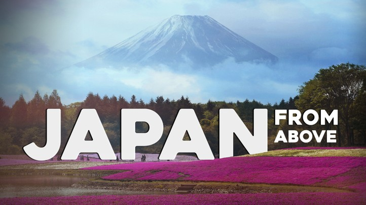 Japan From Above 4K