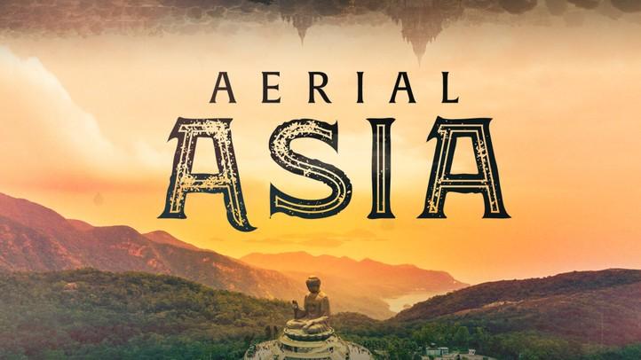 Aerial Asia 4K