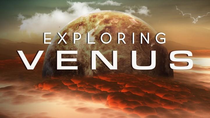 Exploring Venus 4K