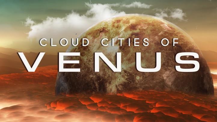 Exploring Venus - 4k