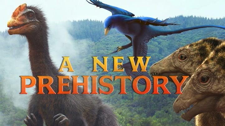 A New Prehistory 4k