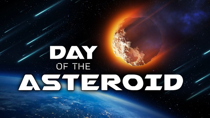 Day of the Asteroid 4K