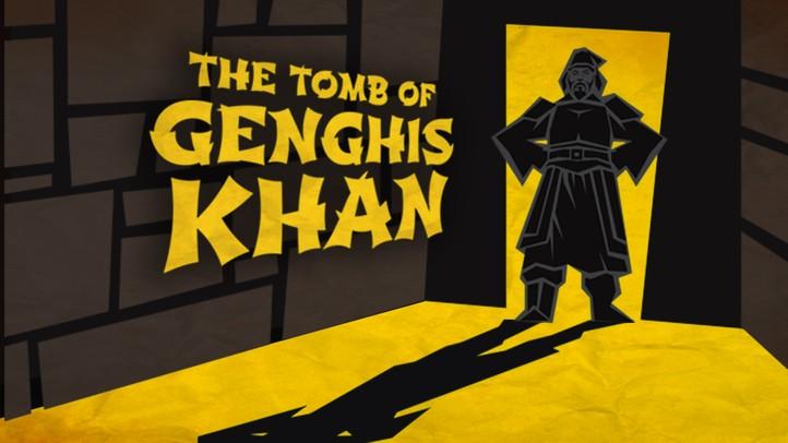 Tomb of Genghis Khan