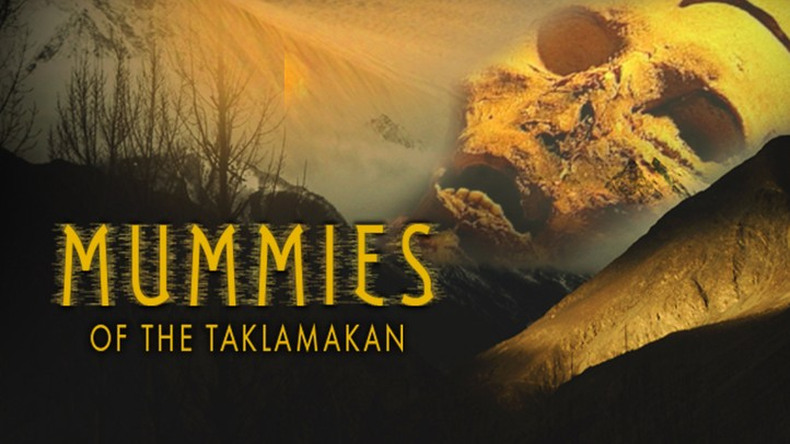Mummies of the Taklamakan