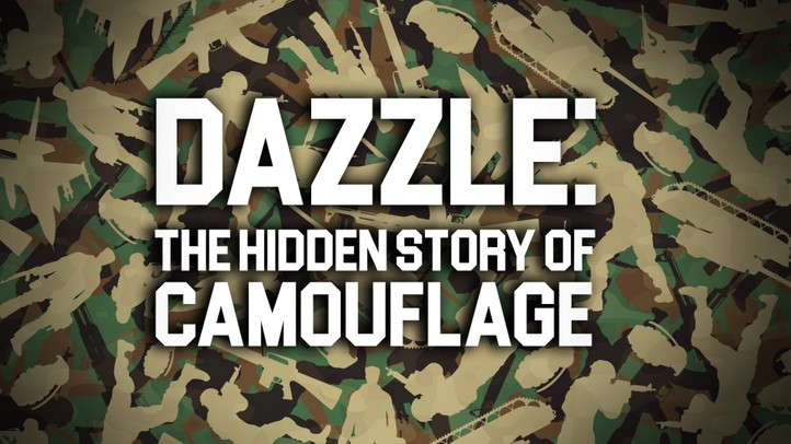Dazzle: The Hidden History of Camouflage