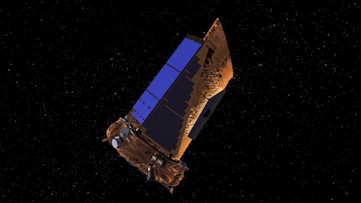 Kepler Stares at Neptune