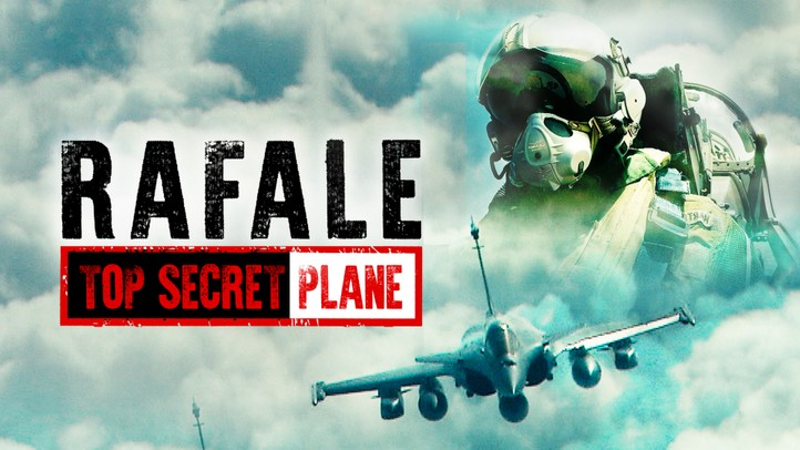 Rafale: Top Secret Plane